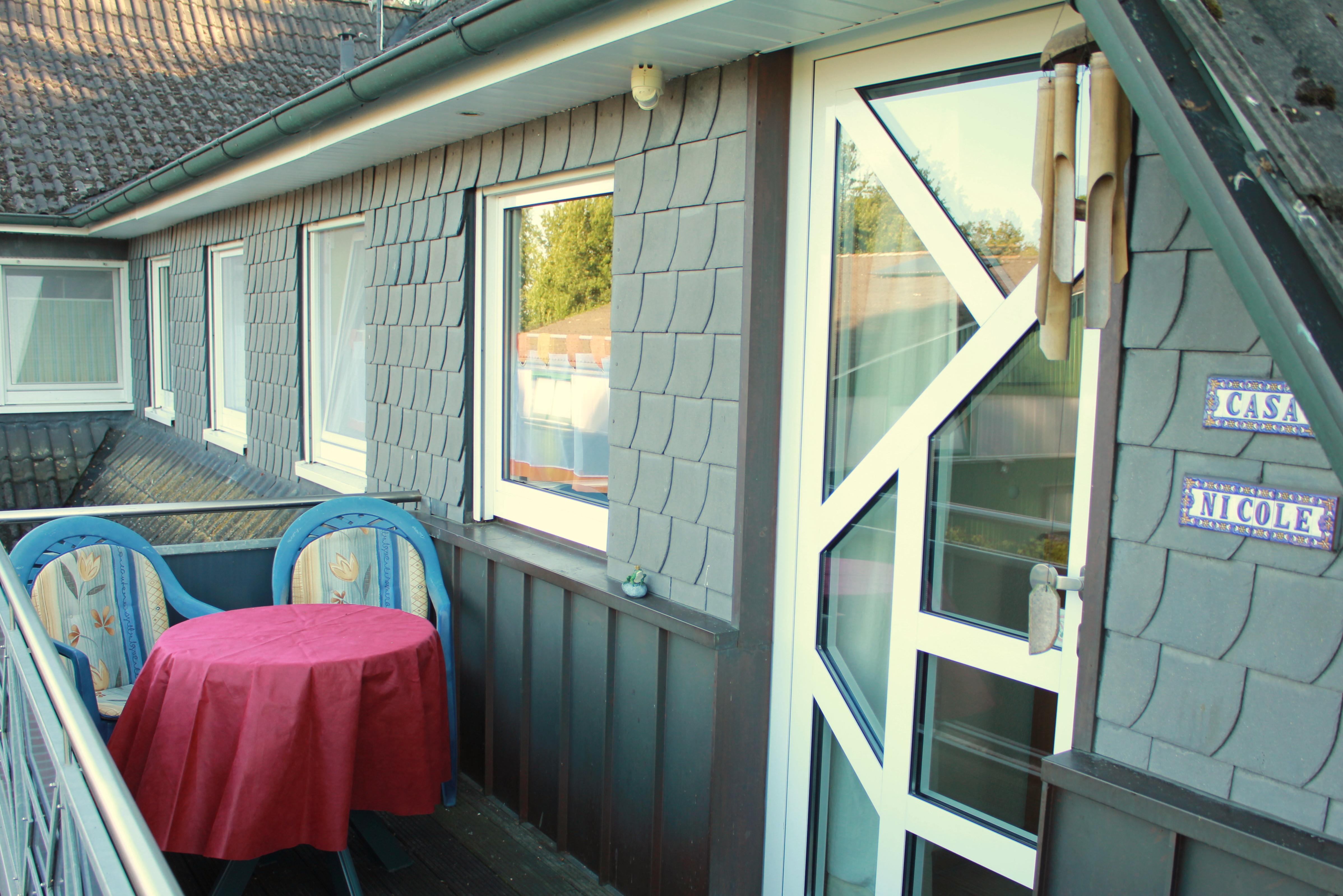 Balkon | Eingang