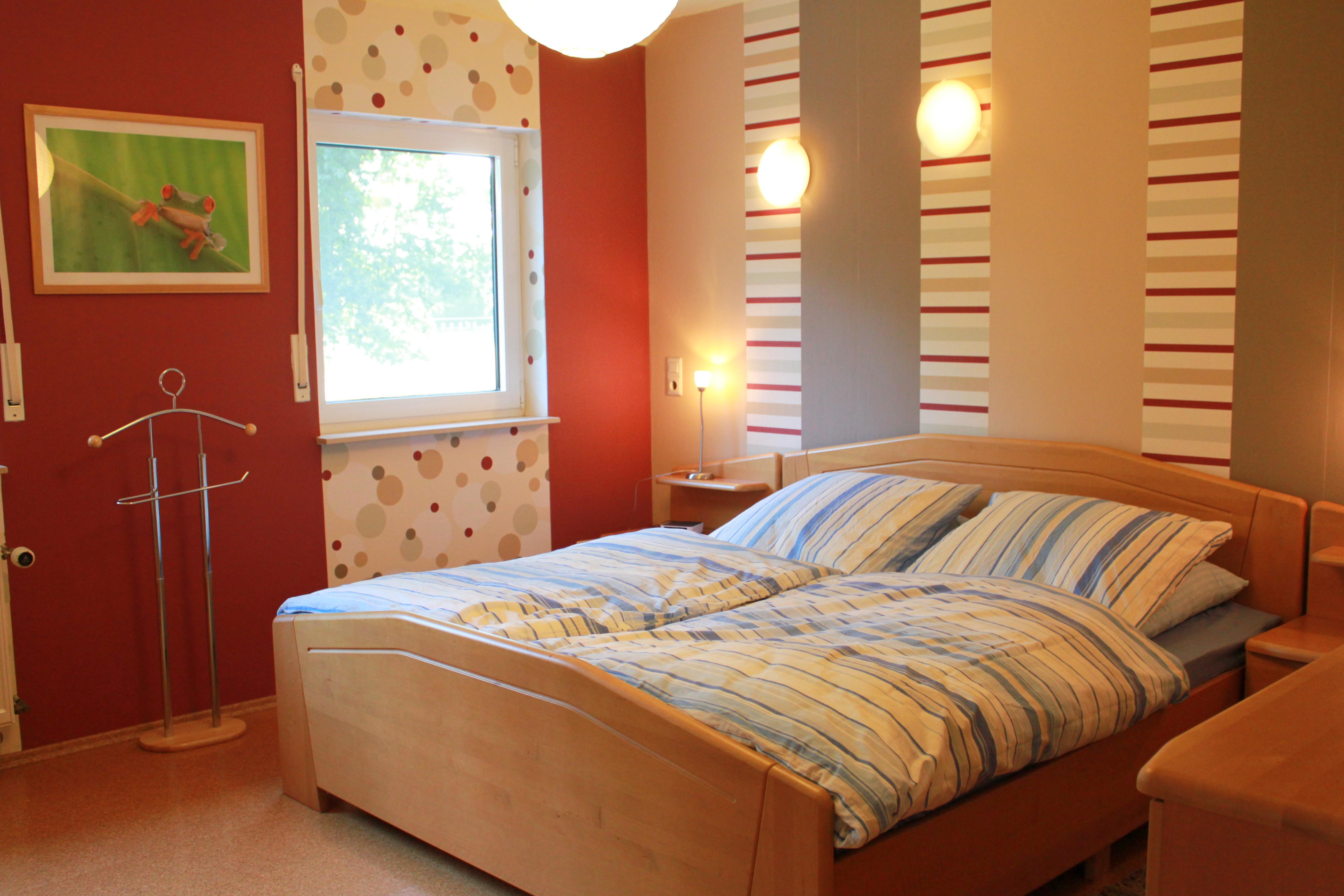 Schlafzimmer | Doppelbett
